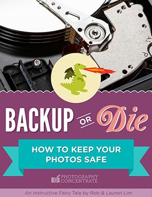 Keep your photos safe!