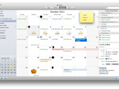 Software Review: BusyCal