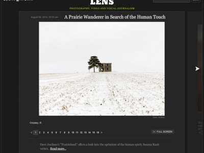 Get Inspired: New York Times Photojournalism Blog