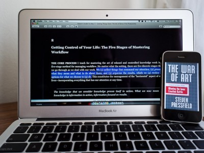 Kindle App: A New (And Better) Way To Read