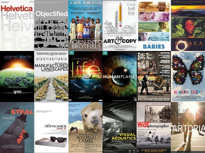 The Ultimate Documentary List for Photographers