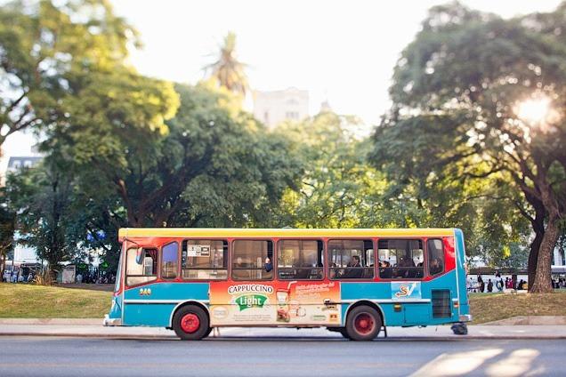 Getting The Shot: City Bus Tilt/Shift