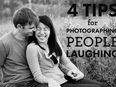 4 Tips For Photographing People Laughing