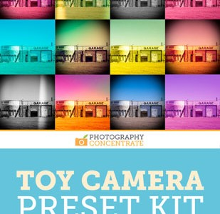 Free Toy Camera Lightroom Presets