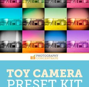 Free Toy Camera Lightroom Presets