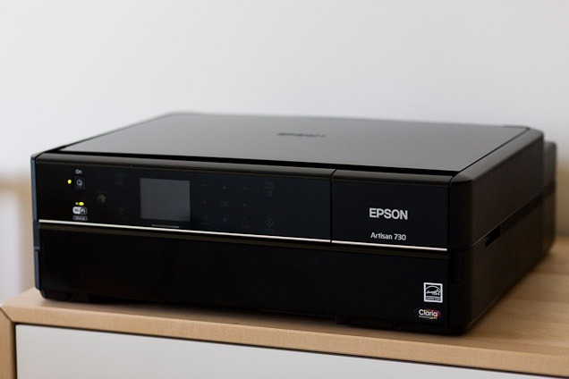 The Perfect Family Printer: Epson Artisan 730 Review
