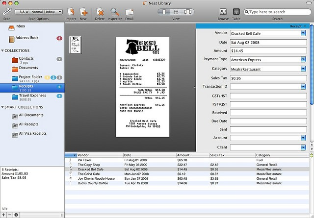 NeatWorks Neat Software