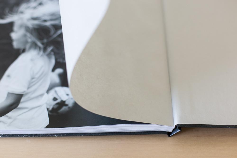 Blurb ProLine Album Endsheets
