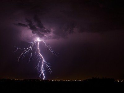Getting The Shot: How to Photograph Lightning