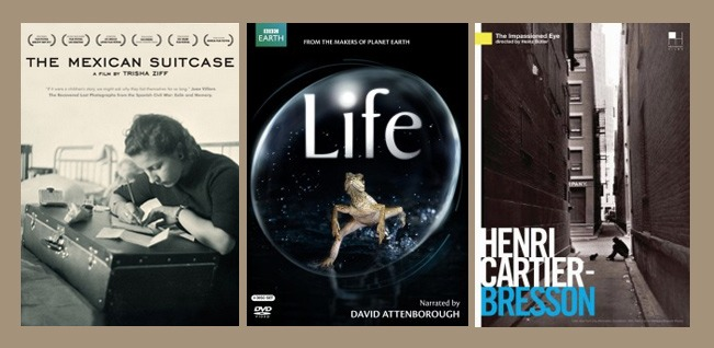 Movie Night: 3 Documentaries for Photographers of All Kinds!