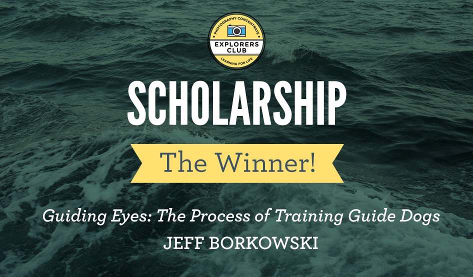 your votes, we finally have our big Explorers Club Scholarship Winner