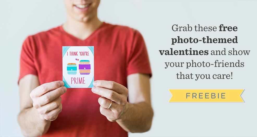 Free Photography Valentines