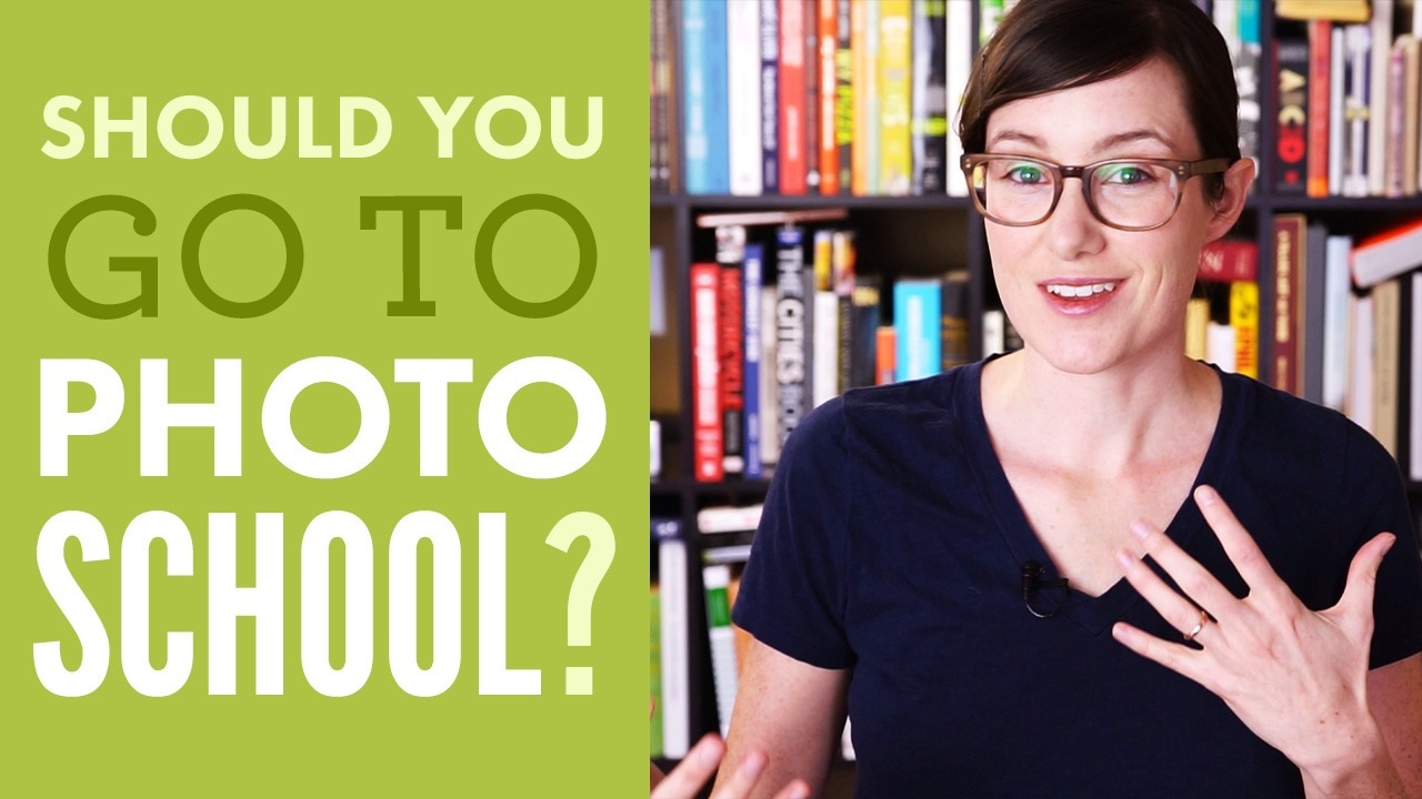 Should You Go To Photography School?