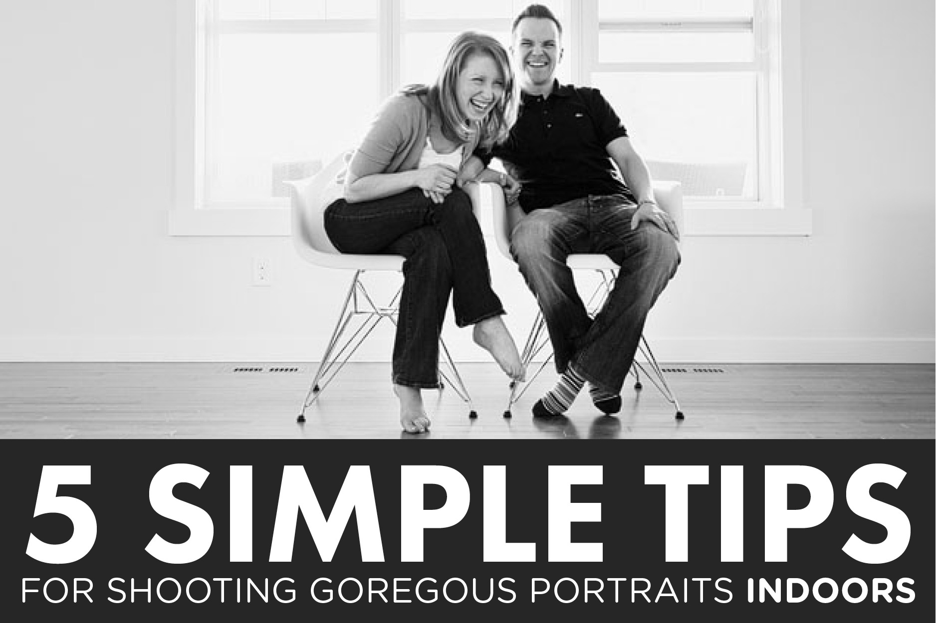 5 simple tips for shooting gorgeous portraits indoors