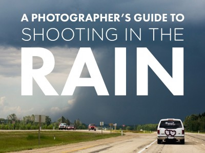 A Photographer's Guide To Shooting In The Rain