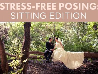 Stress-Free Posing: Sitting Edition