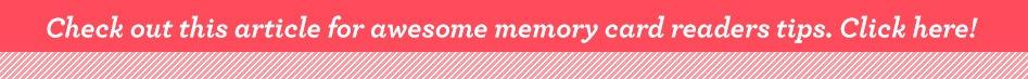 memorycardreadertips