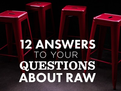 12 Answers To Your Burning Questions About Shooting Raw