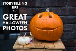 Storytelling Tips for Better Halloween Photos