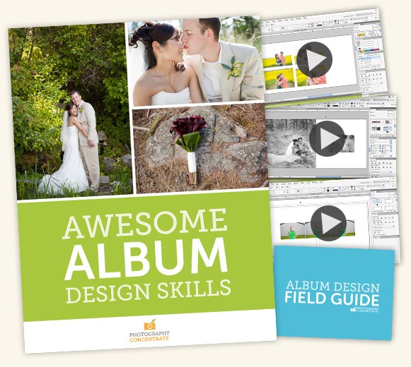 awesome album design skills photo album design tutorial