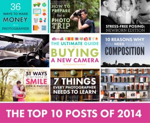 Our 10 Most Popular Posts of 2014!