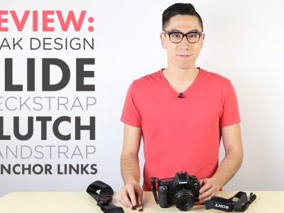 Review: Slide Neckstrap & Clutch Handstrap