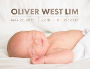 Meet Oliver!