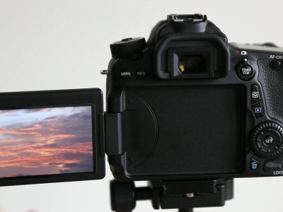 Quick Review of the Canon 70D