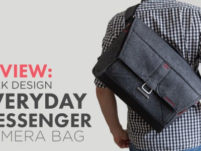 Peak Design Everyday Messenger Bag Review