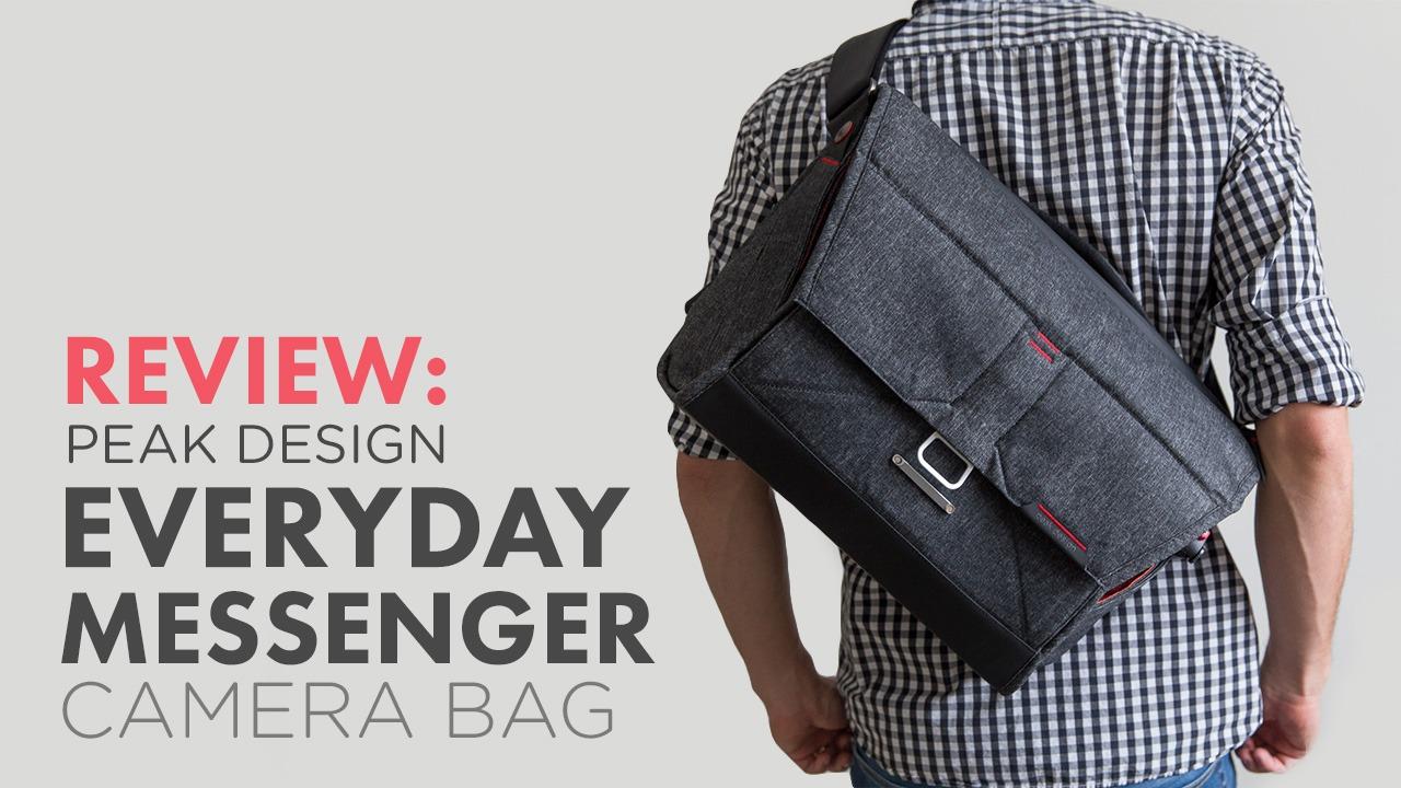 8a8fddcfda Peak Design Everyday Messenger Bag Review