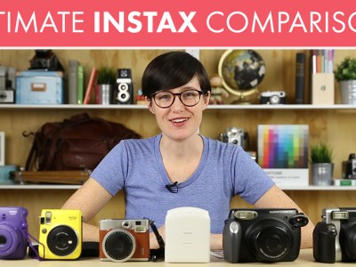 The Ultimate Fuji Instax Camera Comparison