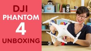 DJI Phantom 4 Unboxing & First Look