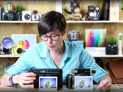 Video: Instax Wide Camera Shoot-Out!