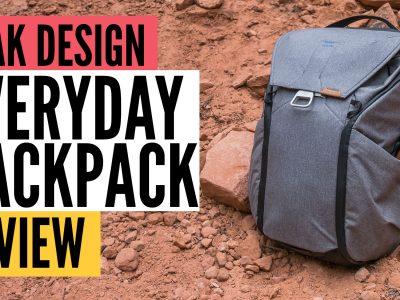Peak Design Everyday Backpack Video Review