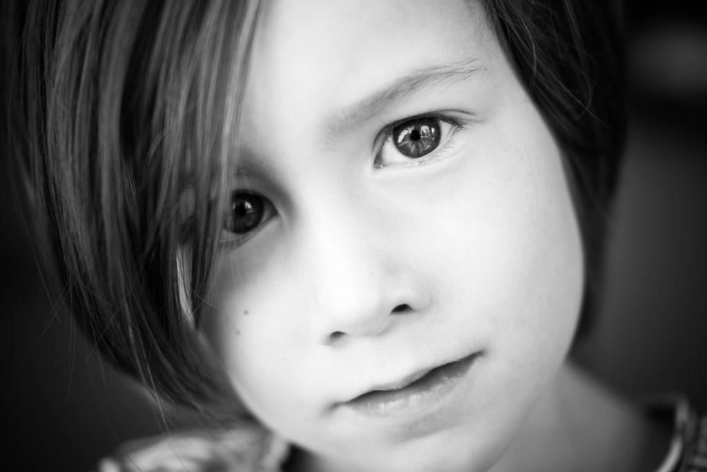 Lightroom Black And White Portrait