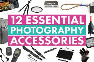 12 Best Photography Accessories – Essential Camera Gear for 2018