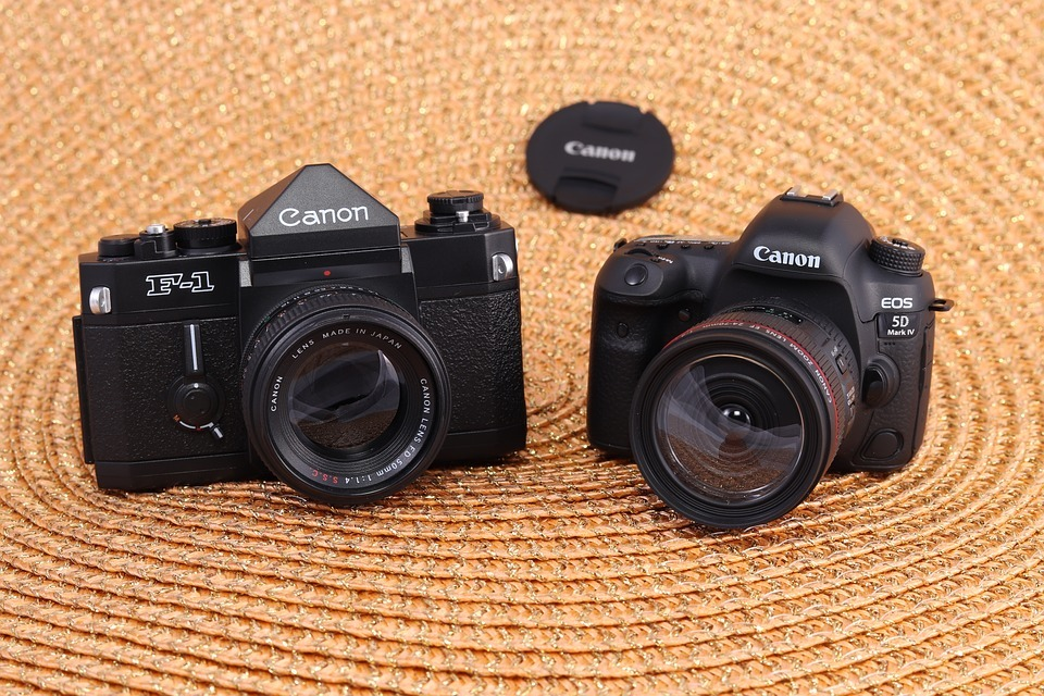 Canon Powershot G7 X Mark II vs. Sony RX100V High-End Compact Cameras – A Comprehensive Brand Comparison For 2019