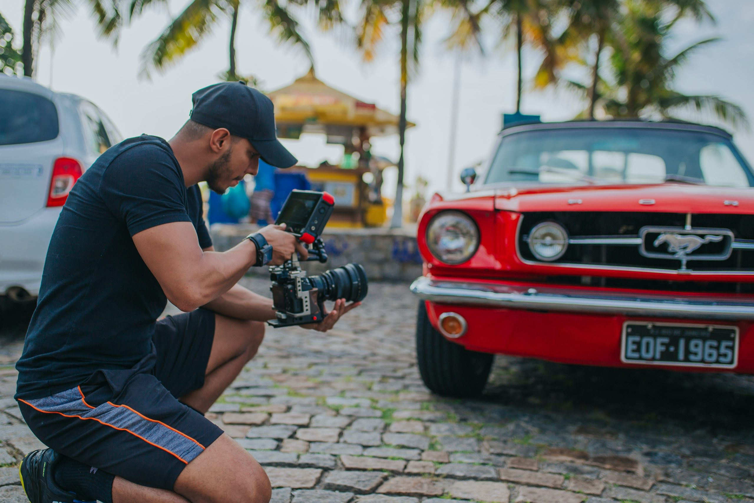 Show Off Your Toys With The Best Camera For Car Photography