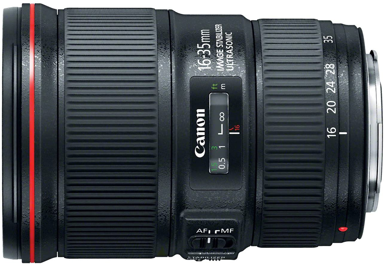 Canon EF 16-35mm f:4L IS USM объектив