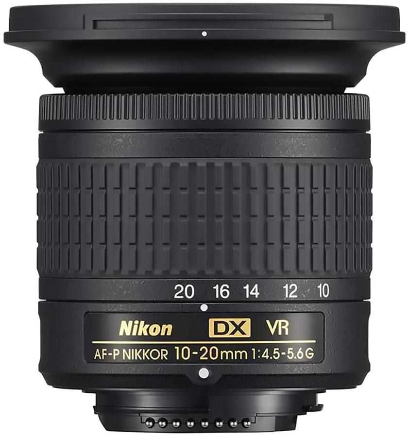 Nikon AF-P DX NIKKOR 10-20мм f:4.5-5.6G VR объектив