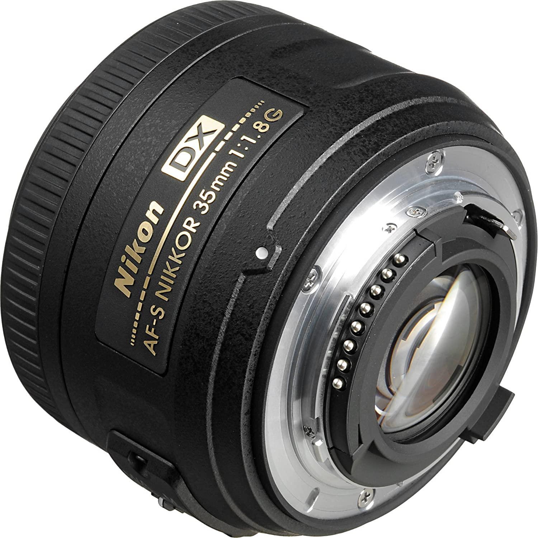 Nikon AF-S DX Nikkor 35 мм f:1.8G объектив