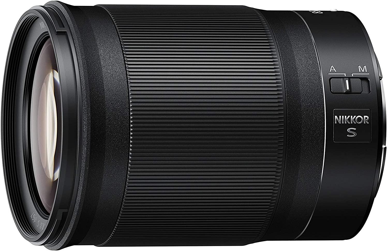 Nikon NIKKOR Z 85мм F:1.8 S телеобъектив
