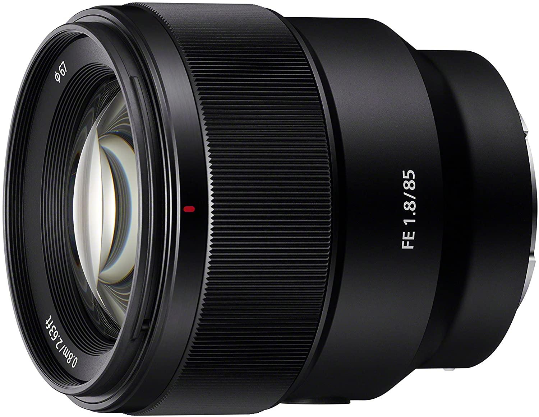Sony SEL85F18 85мм F:1.8-22 средний телеобъектив Prime Lens
